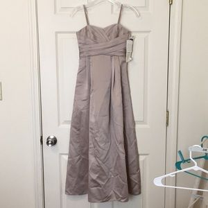 David's Bridal dress Size 8 girls